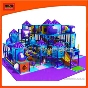 CE Indoor Children Playground Equipment with ISO pictures & photos