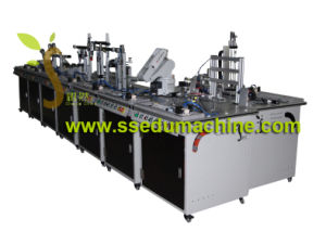 Modular Product System Mechatronics Training Equipment Vocational Training Equipment