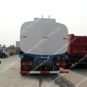 China HOWO 20m3 Oil/Fuel Tank Truck for Model Zz5257m4341W pictures & photos