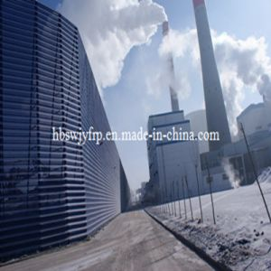 Fiberglass FRP GRP Wind Proof Dust Screen pictures & photos