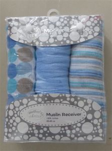 100% Cotton Prewashed Muslin Baby Diaper pictures & photos