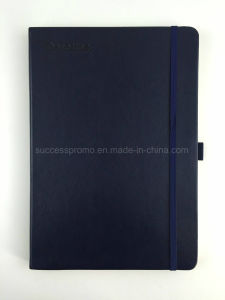A4 Size High Quality PU Leather Cover Moleskine Notebook pictures & photos