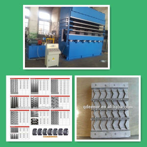 Hydraulic Press for Tyre Tread/Rubber Curing Press pictures & photos