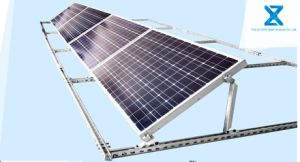 Distributed Balllest Roof Solar PV System pictures & photos