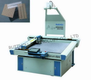 Dieless CNC Leather Cutting Table with Oscillation Knife (RZCUT-1510) pictures & photos