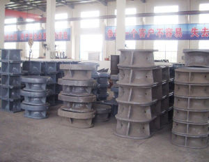 Mooring Boat Deck Bulwark Roller Chock/Pipe pictures & photos