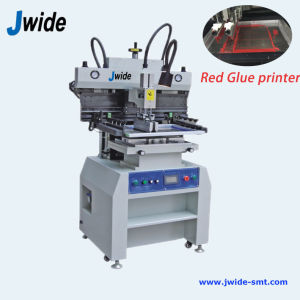 SMD Stencil Printer/ PCB Stencil Printing Machine pictures & photos