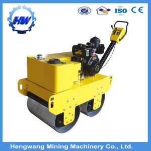 Double Drum Small Road Roller Price pictures & photos