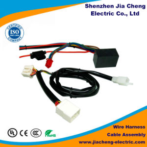 ISO Electronic Wire Harness for Auto Connector pictures & photos