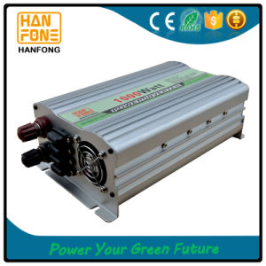 1000W 12V 110V/220V Inverter with Best Price (SIA1000) pictures & photos