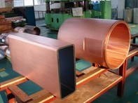 Copper Tube Coil Copper Mould Tube with Stam From China pictures & photos