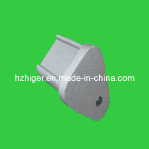 Sand Casting Parts ADC-12 Aluminum Die Casting Sand Casting Parts Material pictures & photos