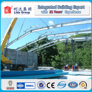 Galvanized Light Steel Structure Workshop pictures & photos