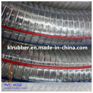 Agricultural Irrigation PVC Helix Suction Hose pictures & photos