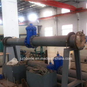 Non Rising Stem Resilient Seated Flange Gate Valve with Position Indicator pictures & photos