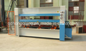 (BY214X8/10(3)) Woodworking Hydraulic Hot Press Machine/ Wood Milling Machine pictures & photos