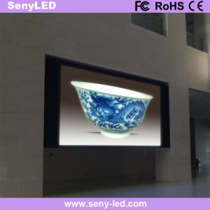 P4 Full Color LED Display Wall pictures & photos