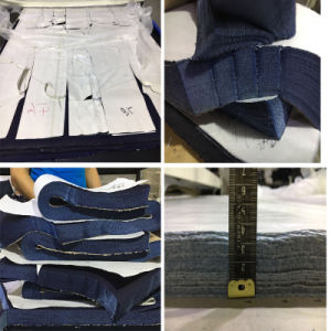 Garment and Fabric Cutting Machine pictures & photos