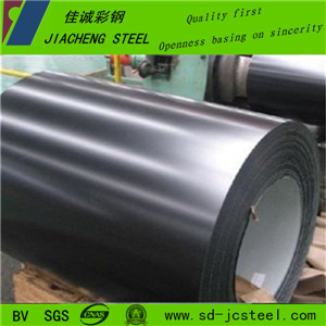China Professional Supplier Dx51d Color Coated Steel Coil for India pictures & photos