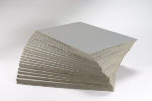 Hardboard, Industrial Cardboard, Grey Cardboard Cutter pictures & photos