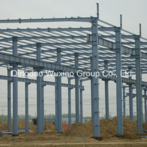 Professional Prefabricated Steel Structure Buildings pictures & photos