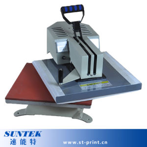 Shaking Head Heat Press Machine for Printing T-Shirt (STM-M02) pictures & photos