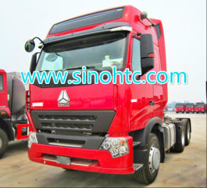 Sinotruk HOWO A7 Foton Truck Head Trailer and Tractor (6X4) pictures & photos