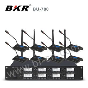 Bu-780 Infrared 8in1 Pll Conference Product