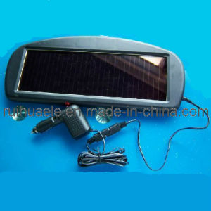 High Quality 12V1.5W Solar Charger pictures & photos
