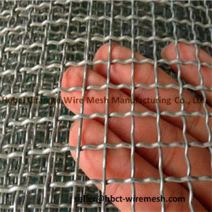Square Wire Netting Crimped Wire Mesh for Mining pictures & photos