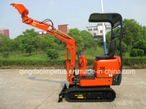 Mini Excavator with Yanmar Diesel Engine pictures & photos
