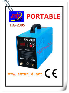 Portable Inverter DC TIG Welder (TIG-200S)