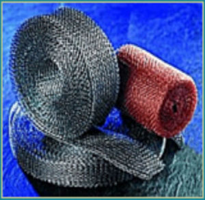 Knitted Wire Mesh for Filter pictures & photos