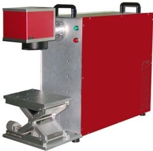 German Ipg Fiber Laser Marker Machine pictures & photos