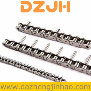 Stainless Steel Roller Chain with Extended Pins pictures & photos