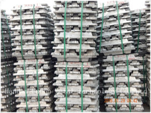 High Quality Pure Aluminum Ingot 99.7% with Best Price pictures & photos