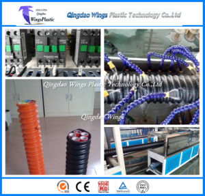 Cod Multi-Channel Cable Bundle Pipe Production Line / Cod Pipe Plant pictures & photos