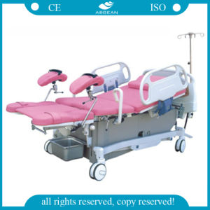 AG-C101A03 Birthing Bed Gynecological Examination Table pictures & photos