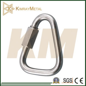 Stainless Steel Triangle Quick Link pictures & photos