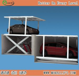 Hydraulic Parking Elevator for Car pictures & photos