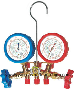 A/C Brass Manifold Gauge Set pictures & photos