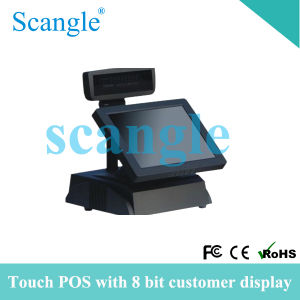 15inch POS System POS Terminal All in One PC pictures & photos