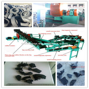 Waste Tire Shredder Machine / Tyre Shredding Machine pictures & photos