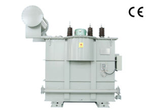 35kv Power Frequency Induction Furnace Transformer (HGS-1000/35) pictures & photos