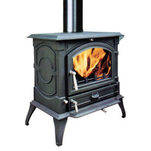 Wood Burning Stove / Pellet Stove (FIPA 062) BBQ