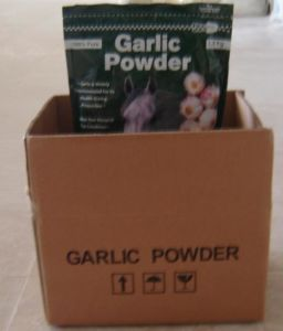 Equine Garlic Powder to Use for Equine pictures & photos