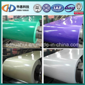 Prepainted Galvanized Steel Sheet Roofing Sheet with ISO 9001 pictures & photos