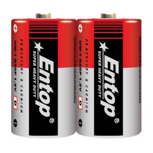 D Size Super Heavy Duty LED Freshlight 1.5V Battery