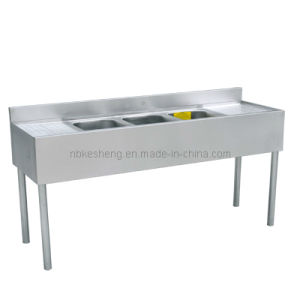 Restaurant Equipment/Bar Sink (KSCS-3-21)