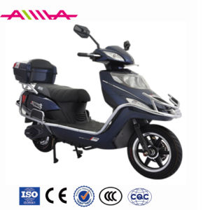 72V 30ah Functional & Long Distance Electric Moped Scooter pictures & photos